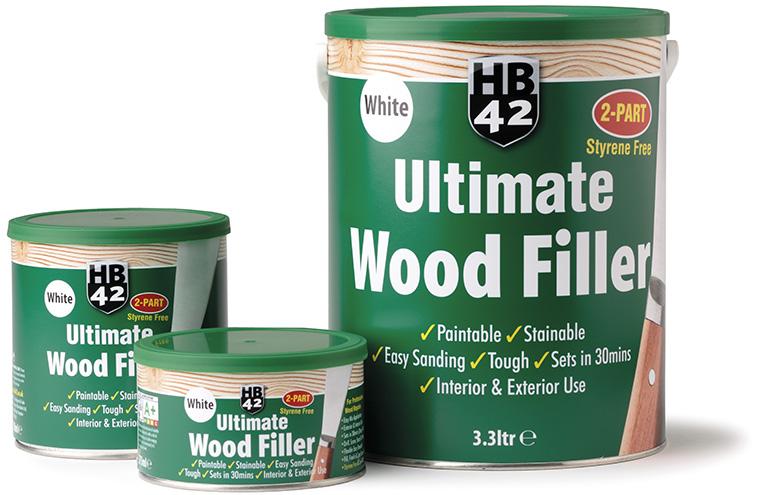 Hb42 Ultimate Wood Filler