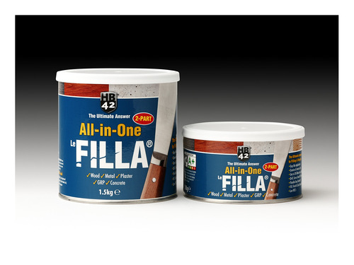 NEW HB42 'All-in-One' Le Filla the Ultimate Answer to Filling and Repairs.