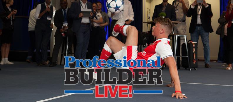 Pro Builder Live Jan 2018