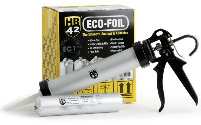 HB42 All-in-One launches in 400ml 'Eco-Foils'