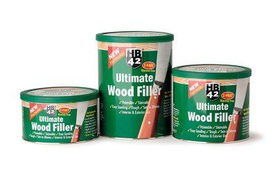 HB42 New Formula Ultimate Wood Filler