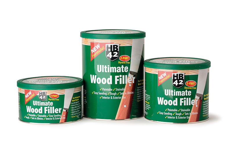 HB42 New Formula Ultimate Wood Filler