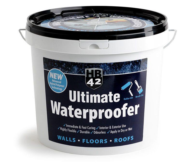 New HB42 Ultimate Waterproofer