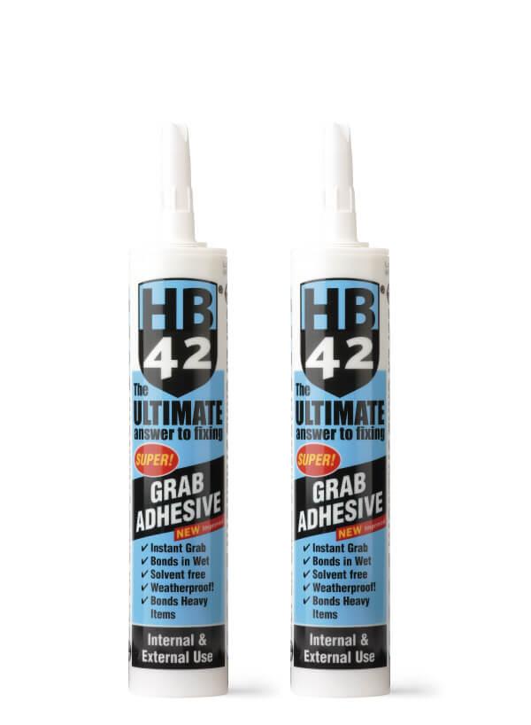 HB42 Ultimate Grab Adhesive