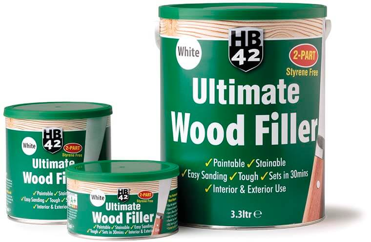 HB42 Ultimate Woodfiller