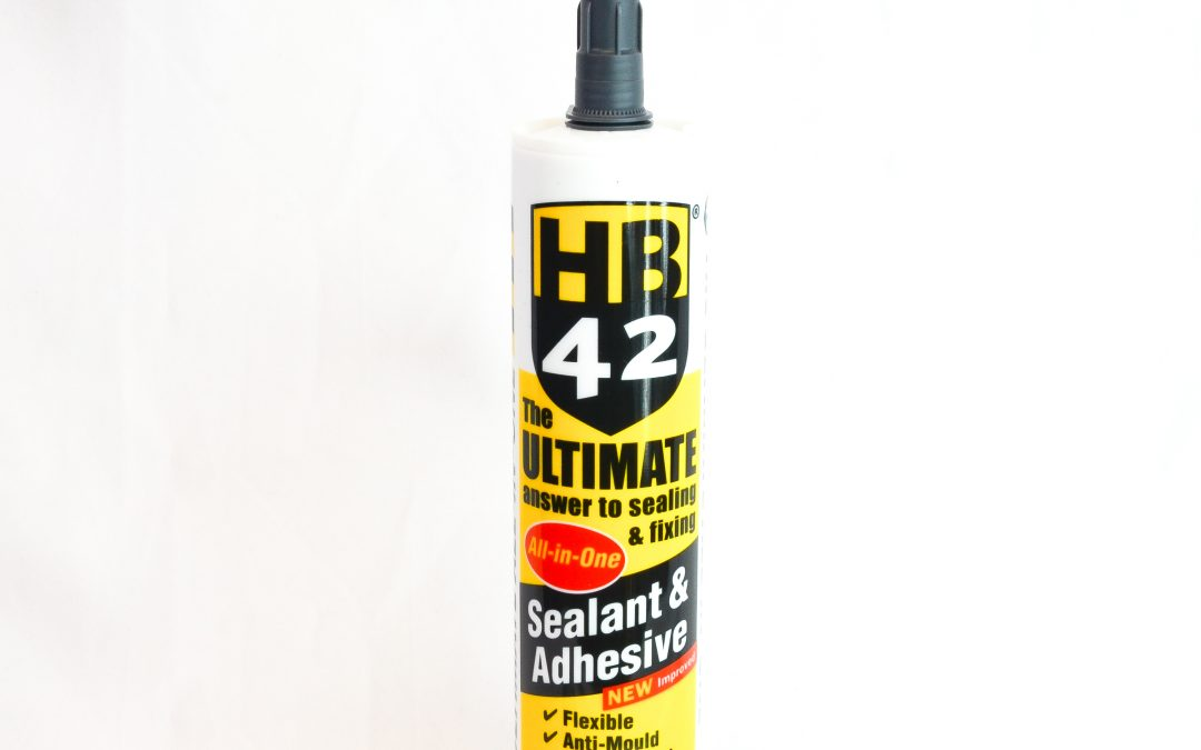 Favourite Sealant & Adhesive now in Anthracite